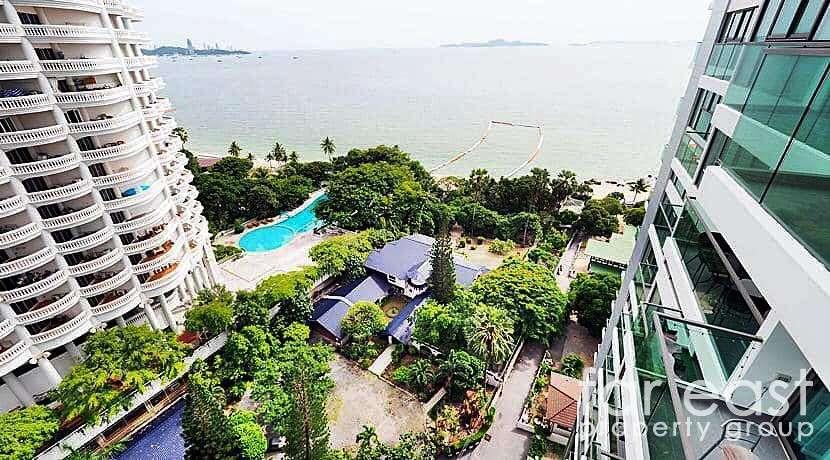 Wongamat Tower Beachfront Rental