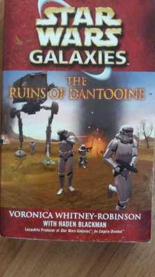 STAR WARS Galaxies - The Ruins of Dantooine - The Book