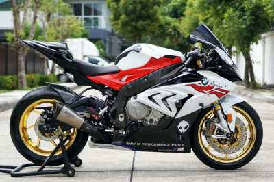 BMW S1000RR 2017 in SUPERB condition! Comes with Akrapovic exhaust!