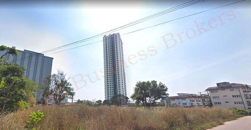 1205046 Red Zone Freehold Land in Jomtien for Sale