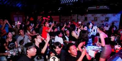 Large Live Music Bar Restaurant in Phuket
