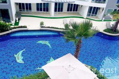 Grand Avenue Pool View Two Bedroom For Rent