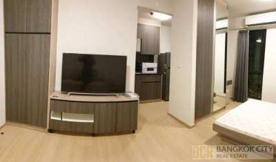 Unio Sukhumvit 72 Phase 2 Condo Newly Furnished Studio Unit for Rent
