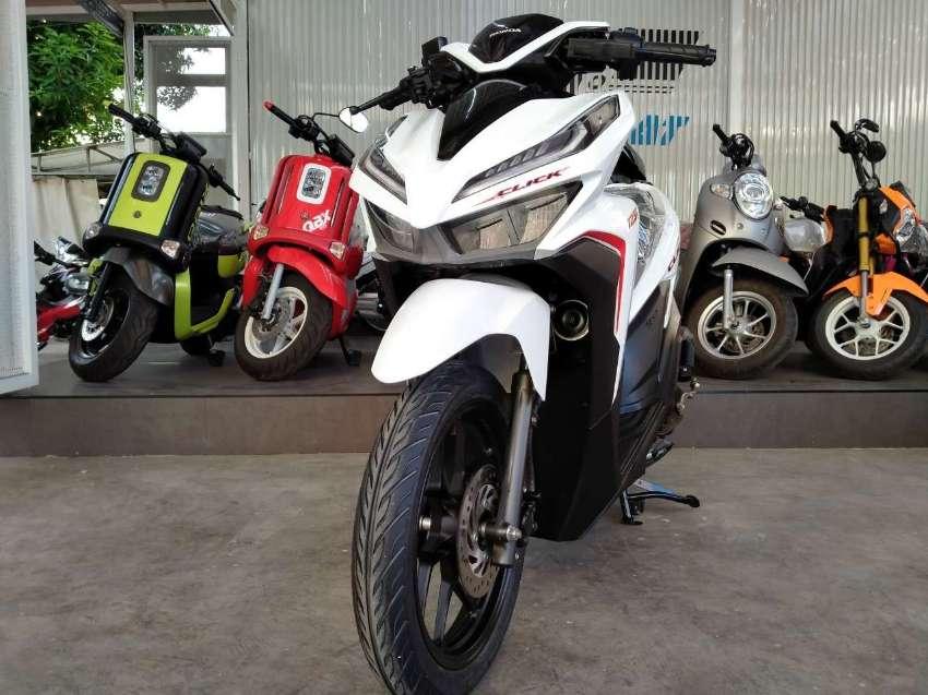 Honda Click125i cash/indtallment