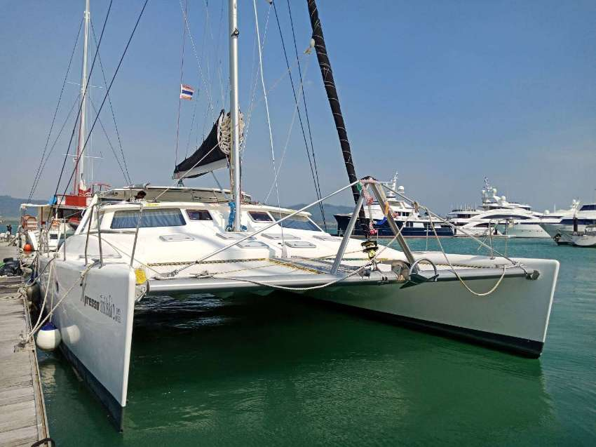 VOYAGE 520 CATAMARAN FOR SALE