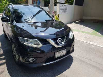 2015 Nissan X-trail large 2.5l engine
