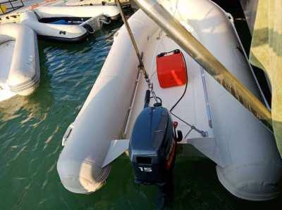 Custom Sail catamaran for sale