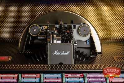 Jukebox Sound Leisure / Marshall - 70 Vinyls