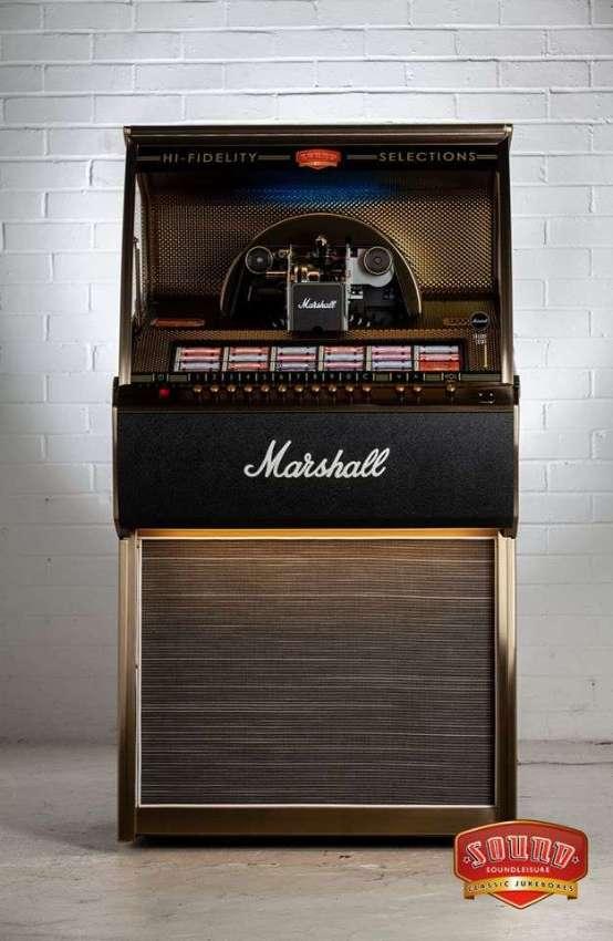 Jukebox Sound Leisure / Marshall - 70 Vinyls