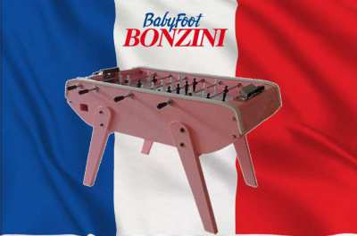 Babyfoot Bonzini B90 – Blush – Foosball Table