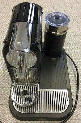Delonghi coffee machine & milk frother EN265BAE 19 bar