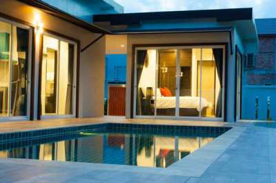 CL-0064 - Pool Villa for rent with 2 bedrooms, 3 bathrooms, 1 kitchen