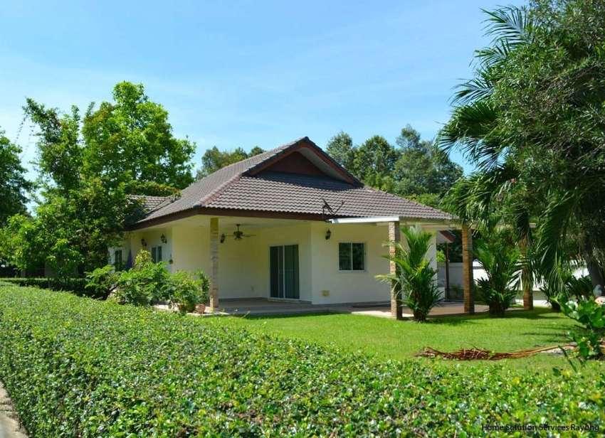 2 bedroom house, close to Mae Phim Beach...