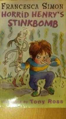 NEW YEAR SALE! Kids Book - Horrid Henry - Francesca Simon PRICE DROP!
