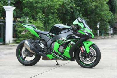 [ For Sale ] Kawasaki zx10r 2016 excellent condition
