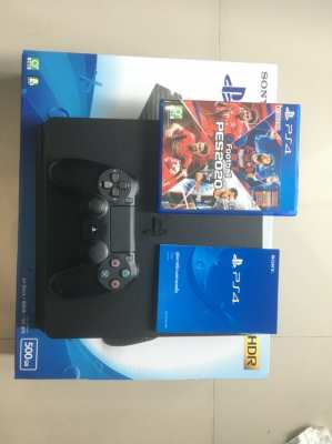 PS4 Slim 500GB For Sale
