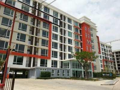 Buy to Rent Condos at Metro Condo 2 on Mittrapap Road, Nai Muang, Khon