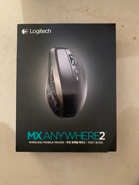 MX Anywhere 2 Mouse