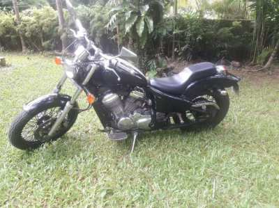 HONDA Steed VT 600 cc Original Book
