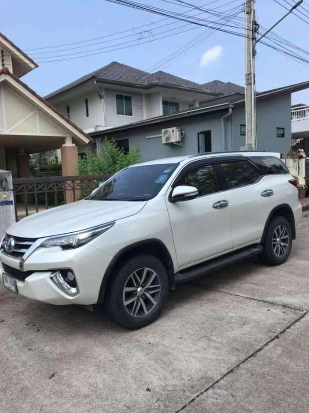 Toyota Fortuner 2.4 V 2016