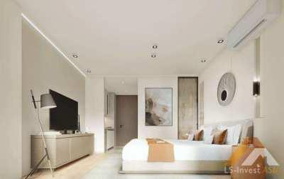 Studio in Pristine new condominium