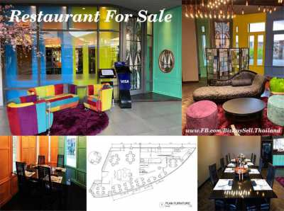 Restaurant for Sale in K-Village