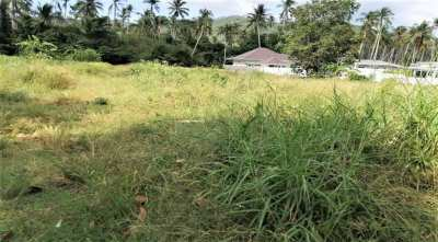 Land for sale in Lamai Koh Samui - 800 sqm
