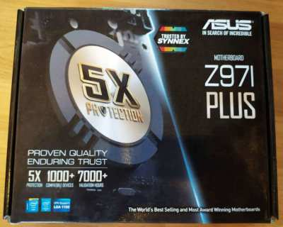 Mainboard Asus Z97i-Plus