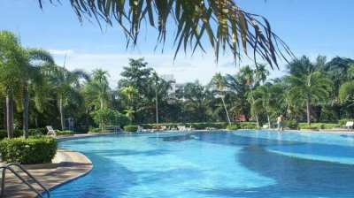 CR1642 View Talay 2A, 1 bedroom For Rent