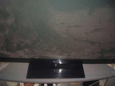 LG50 FLAT TELEVISION MODEL RAZOR FRAME 50 INS