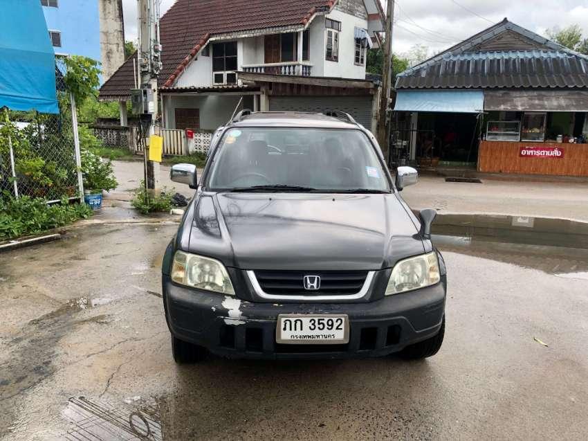 Honda CR-V, Year 1998, good condition, mileage 128500