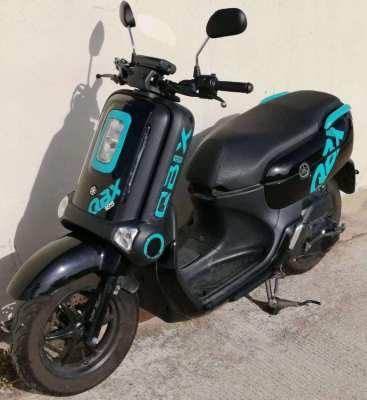 10/2019 Yamaha Q-Bix 125- - 36.900 ฿ Finance by shop