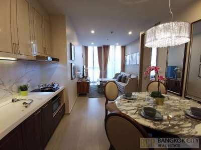 Noble Ploenchit Ultra Luxury Condo Interior Designed 1 Bedroom Unit