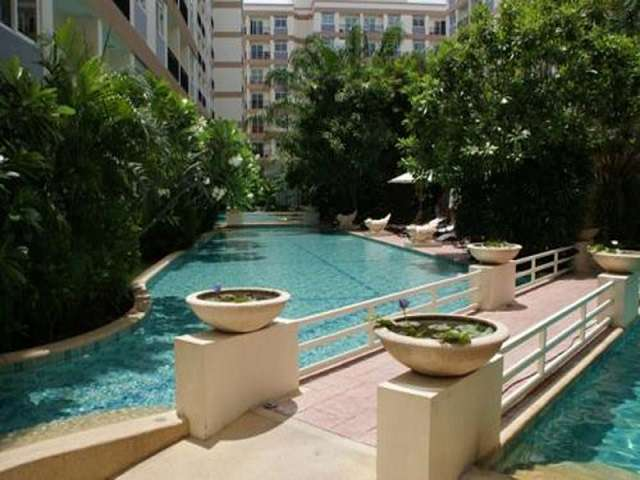 CR1124 Park Lane condo, 1 bed for Rent