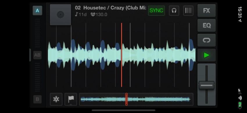 Traktor Kontrol Z1 DJ Controller iPhone iPad