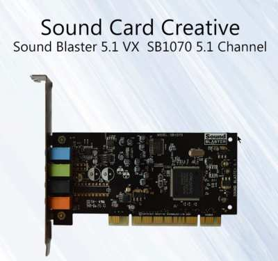 for sale soundblastercard sb 1070