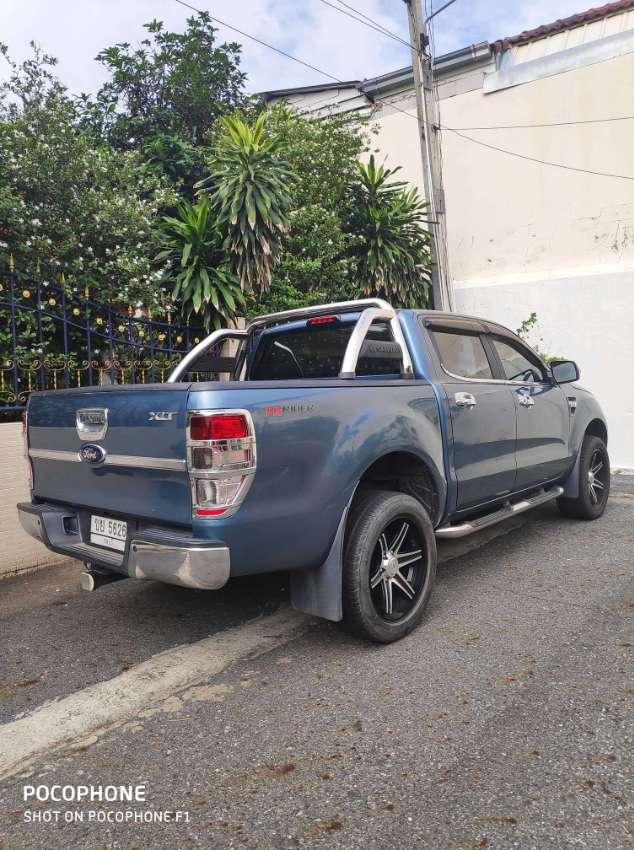 Ford ranger low Km