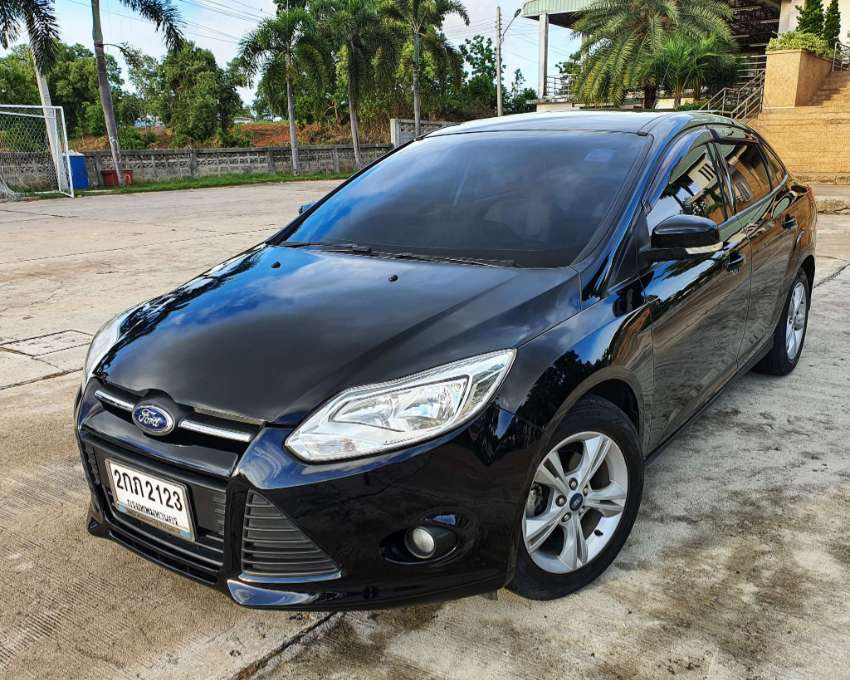 FORD FOCUS 3 ▪︎1.6▪︎ 2012 YEAR