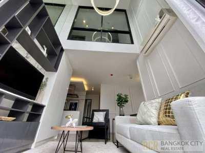 Maestro Ruamrudee Luxury Condo Duplex 3 Bedroom Unit for Rent - Hot