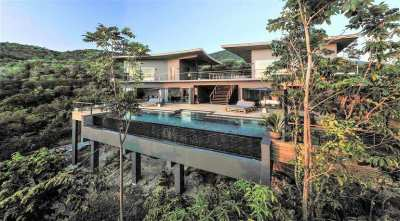 For sale Sea view villa in Chalok Baan Kao - Koh Phangan