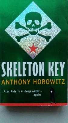NEW YEAR SALE! Skeleton Key - Horowitz - Winner of the Red House