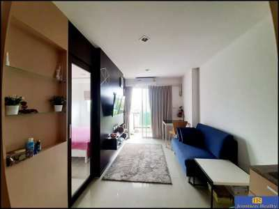 Trio Gems Condo 1 Bed 1 Bath for Sale at Jomtien Beach