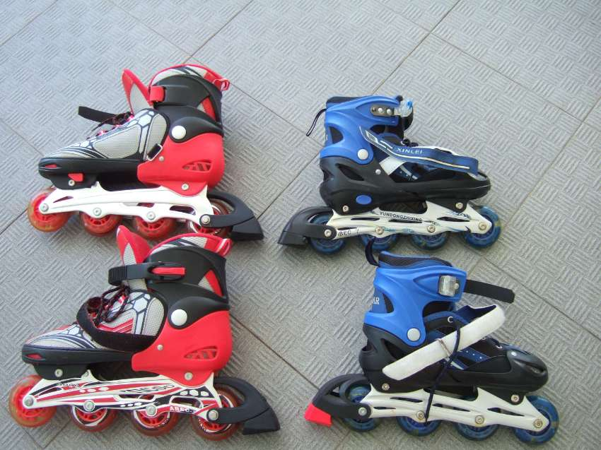 Nearly new ROLLERBLADES