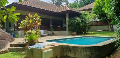 3 BEDROOM VILLA FOR QUICK SALE IN LAMAI.