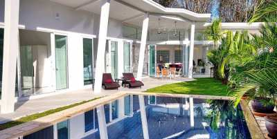 Rent Pool Villa Phuket Private pool