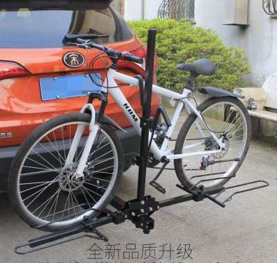 2 Bike Carrier Platform Hitch Rack Bicycle Rider Mount NEW