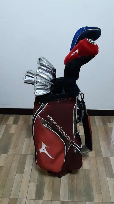 golf full set with bag(Mizuno)