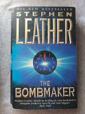 Stephen Leather - The Bombmaker