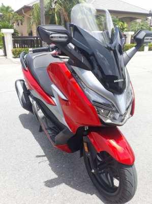 Honda Forza 300 from 03.2020