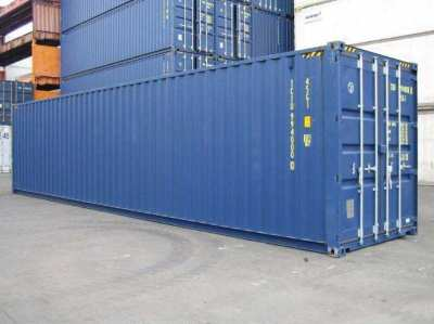 WANTED FOR CASH 2 x  40FT high cube SHIPPING CONTAINERS